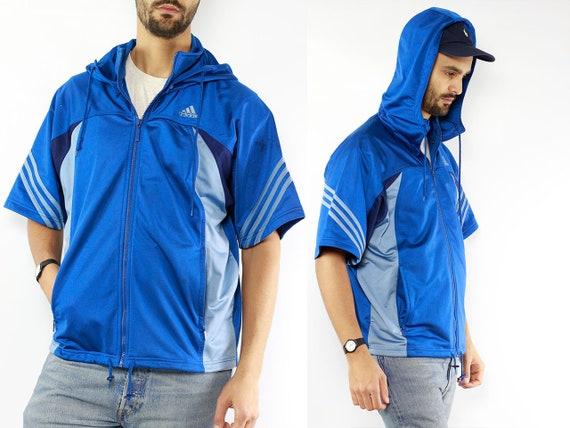 Adidas Windbreaker Jacket Adidas Track jacket Adidas Shell Jacket Adidas Jacket 90s Windbreaker 90s Track Jacket 90s Vintage Windbreaker
