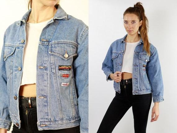 Denim Jacket Patch Denim Jacket Patches Jean Jacket Patch Jean Jacket Patches Vintage Denim Jacket Vintage Jean Jacket Blue Denim DJ125