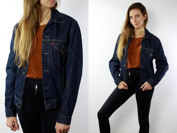 LEVIS Jacket Levis Denim Jacket Levis Jean Jacket Denim Jacket Levis Jacket Levis Jacket Vintage Denim Jacket Vintage Levis Jacket DJ63