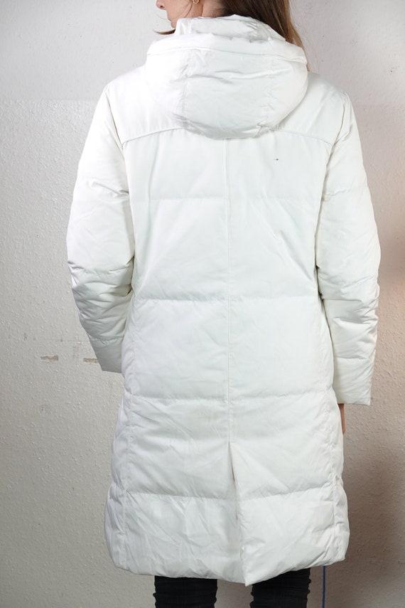 CHAMPION Puffer Jacket  Down Jacket White Puffer … - image 10