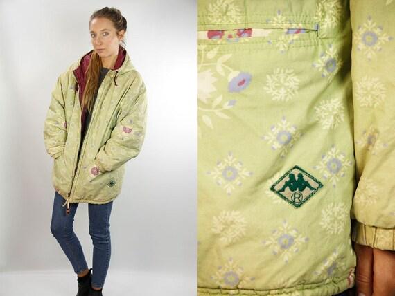 Kappa Puffer Jacket / Kappa Down Jacket / Kappa 90s Jacket / Kappa Jacket / Kappa 90s / Kappa / Puffer Jacket / Winter Jacket / Down Jacket