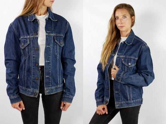 LEVIS Jacket Levis Denim Jacket Levis Jean Jacket Denim Jacket Levis Jacket Levis Jacket Vintage Denim Jacket Vintage Levis Jacket JJ258