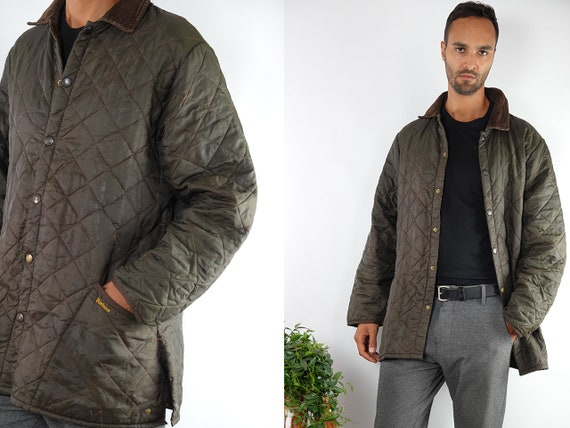 Barbour Jacket Green Quilted Barbour Coat Barbour Jacket Quilted Jacket Quilted Coat Black Barbour Coat Eskdale Barbour Jacket Barbour CO101