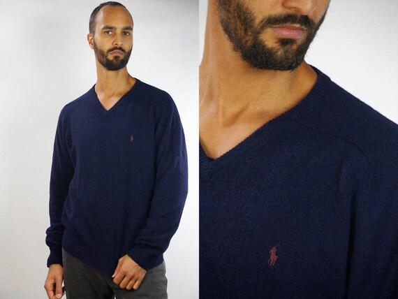 Ralph Lauren Jumper / Ralph Lauren Sweater / Polo Ralph Lauren / Ralph Lauren / Vintage Wool Jumper / Vintage Wool Sweater / Lambs Wool