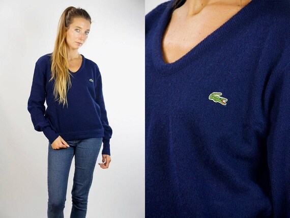 Lacoste Izod Sweater / Lacoste Izod Jumper / Lacoste Wool Jumper / Lacoste Wool Sweater / Lacoste Jumper / Lacoste Sweater / Lacoste Vintage