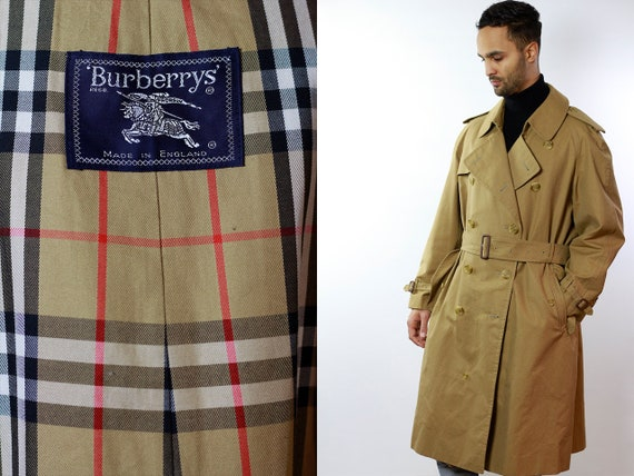 Burberry Trench Coat Burberrys Coat Burberry Coat Burberrys Jacket Burberry Jacket Burberrys Coat Beige Burberrys Trench Coat TrenchcoatCO50