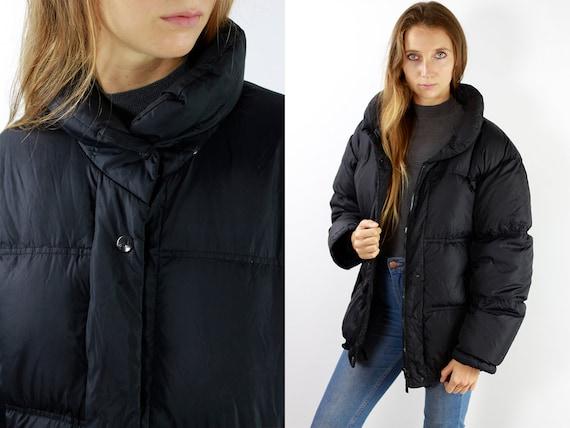 Fila Puffer Jacket Fila 90s Jacket Fila Jacket 90s Puffer jacket Schwarz puffer Jacket  Fila 90s Down Jacket Fila Down Jacket JA21