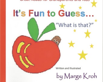 """It's Fun to Guess... """"What is that?"""" Book 1 Vol. 2"""