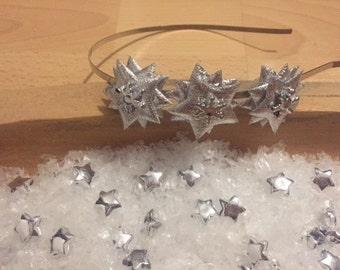 Headband - Silver Star
