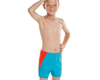 6632ae0be5 Special Needs Incontinence Swimwear Swim Shorts/Pants/Diapers for Older Boys  3-16 years old by Kes-Vir