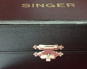 Deluxe SINGER Attachments German Set Box for 201 15 Accessories Complete