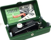 Singer Simanco 160506 Buttonholer Attachment Low Shank 201 Featherweight 221 222 3FTERS