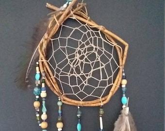 Starfish - Handmade Dreamcatcher