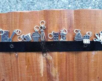 Stitch Markers. Set of 10