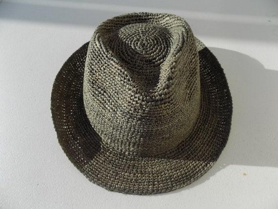 d97e9e47a4173 Borsalino unisex hat straw hat man straw hat woman Sun Hat