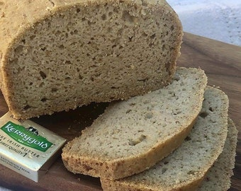 Paleo Keto Artisan Bread