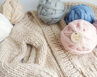Welcome to my world of cotton and wool by BaczewskaDesign on