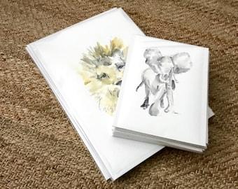 Animal Series Prints 10x12 and 12x18