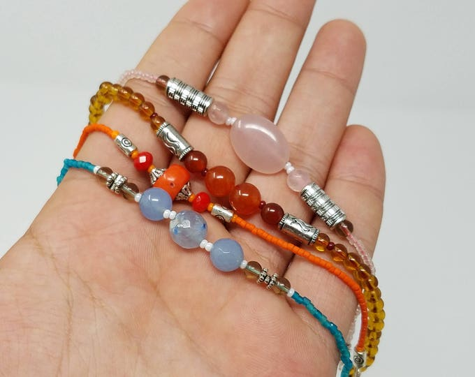 Beautiful 4 pcs Afghan kuchi bracelets / gypsy Ethnic jewelry/ Afghan jewelry , Gypsy style jewelry Boho style