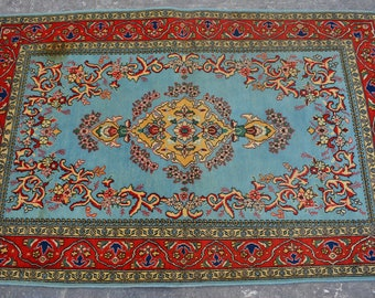 Kayseri turkish Tribal carpet/ Decorative rug Caucasian style traditional rug / tribal turkish anatoliyan rug