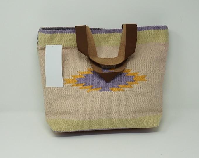 Stunning handmade kilim  bag/ Bohemian style Boho handbag kilim handbag