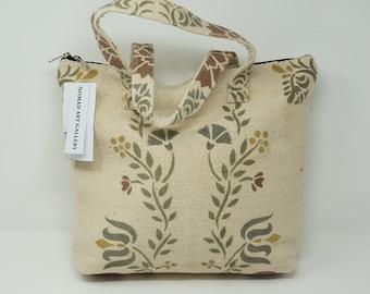 Vintage Handmade kilim handbag/ tote bag / shoulder bag / Coin wallet
