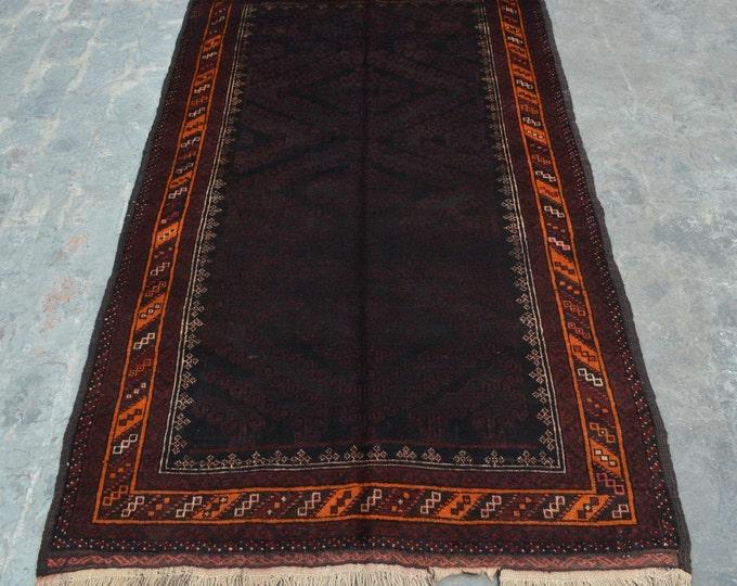 Elegant Afghan Decorative new zanjir gul baluchi rug 100% wool