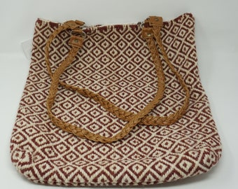 Beautiful Handmade kilim large Tote bag / Shoulder kilim bag / bohemian style bag