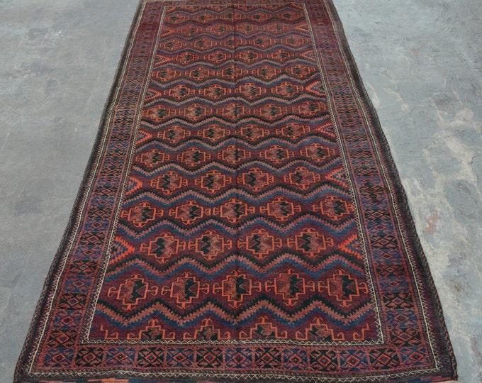 Unique Semi Antique sistani baluchi 100% wool