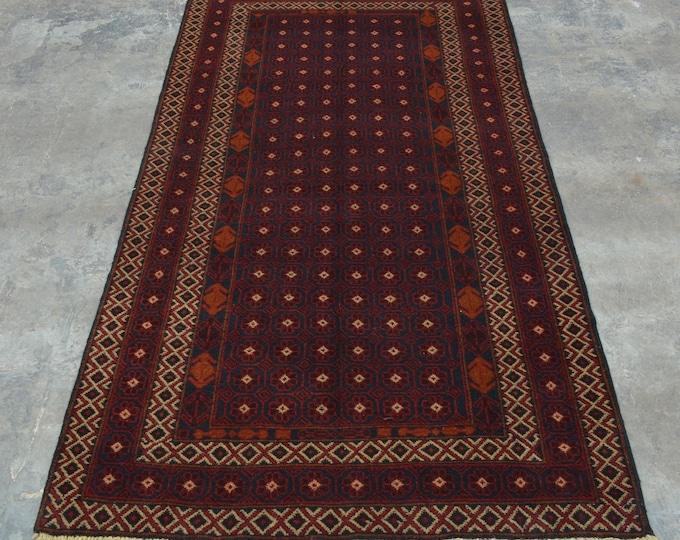 Elegant new hand knotted Afghan nomad Kawdani Rug 100% wool