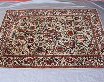 6'8 x 10'2 Turkish Tribal fine rug - luxury handmade rug - Mamluk handmade rug - 50x50 Quality wool rug - Afghan best quality rug