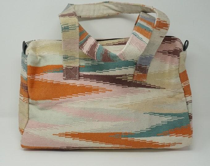 Beutiful hand made Kilim handbag / bohemian handbag kilim handbag