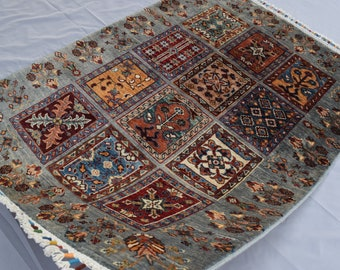 3x4 afghan best quality wool rug - kitchen rug - accent piece rug - free shipping - afghan tribal rug