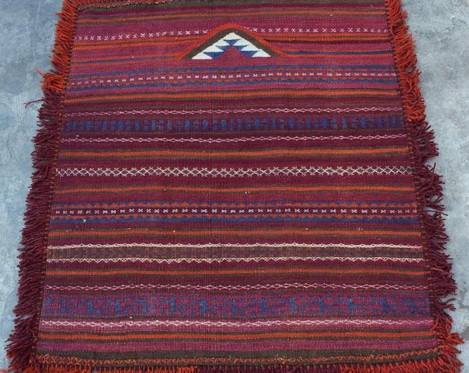 Afghan kilim, Horse kilim, Horse bag, tribal horse kilim  bag,