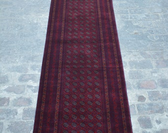 High Quality Handmade Khoja roshnai beljic wool rug runner/ Decorative rug afghan traditional rug runner 100% Belgium wool