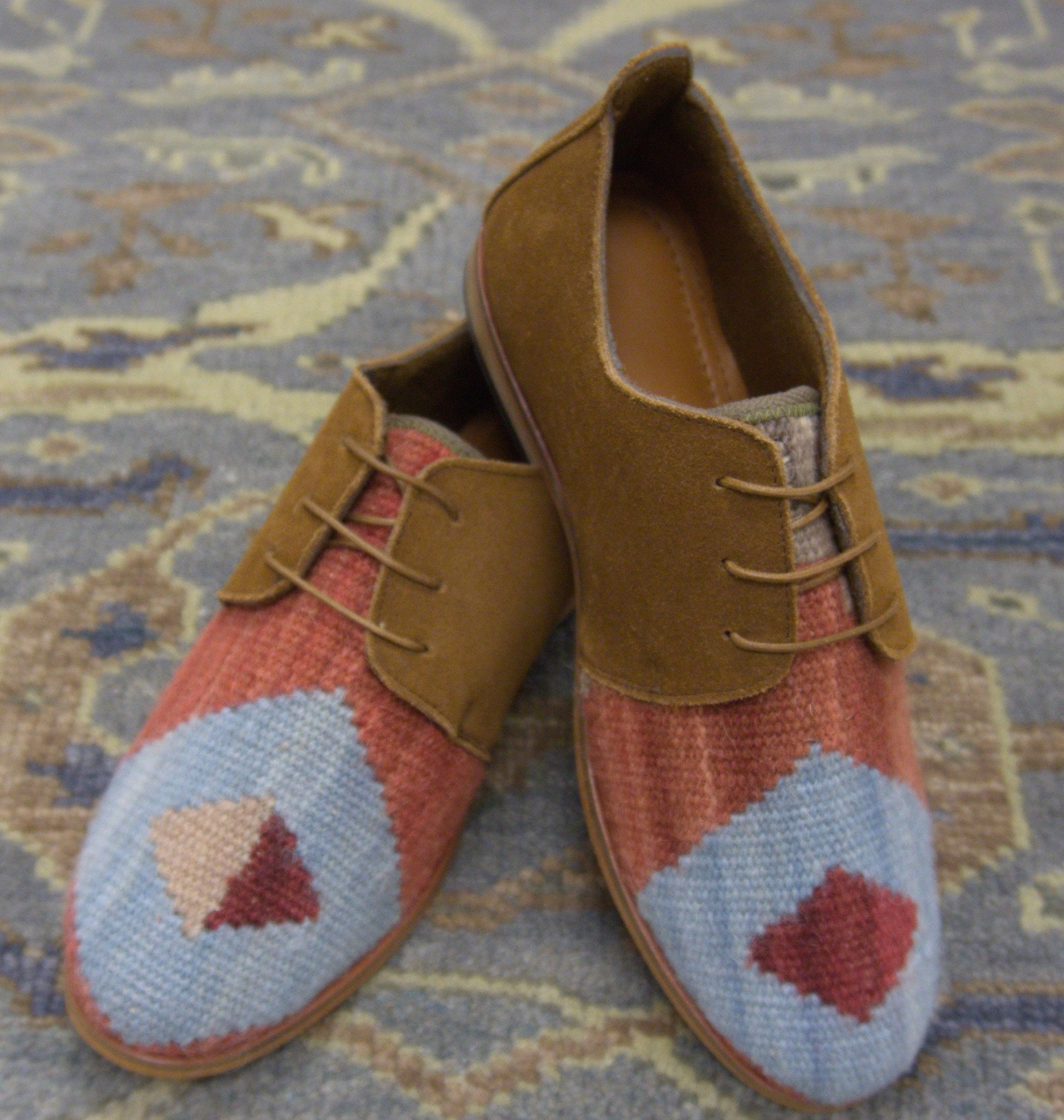 54932166e9a Handmade Men s kilim Loafers   wool kilim Shoes