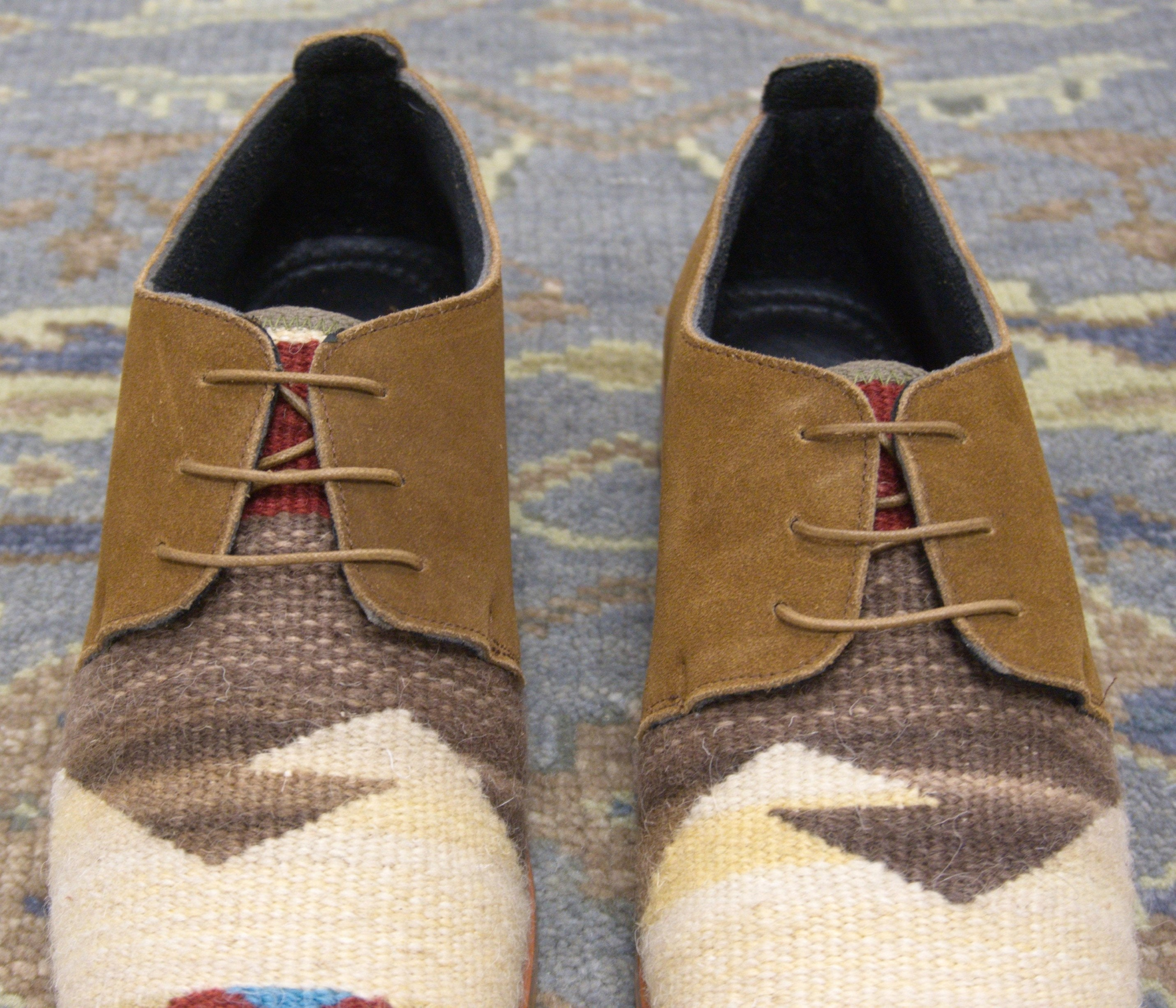af60efe1c16 Handmade Men s kilim Loafers   wool kilim Shoes bohemian style