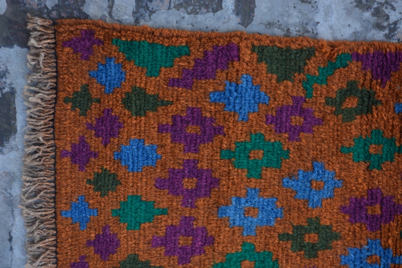 Modern rug 100/% wool Free Shipping Afghan thick gabbeh hand knotted rug