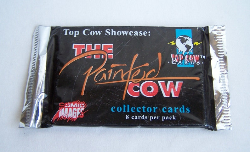 Fantasy Art Trading Cards in Unopened Packages 3 Packages of 1990s New Old Stock Trading Cards