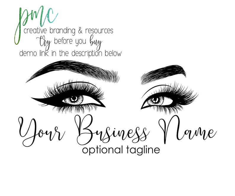 Lash And Brow Business Names