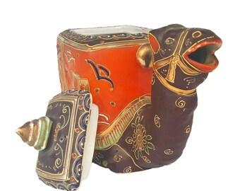 Unique Ceramic Teapot