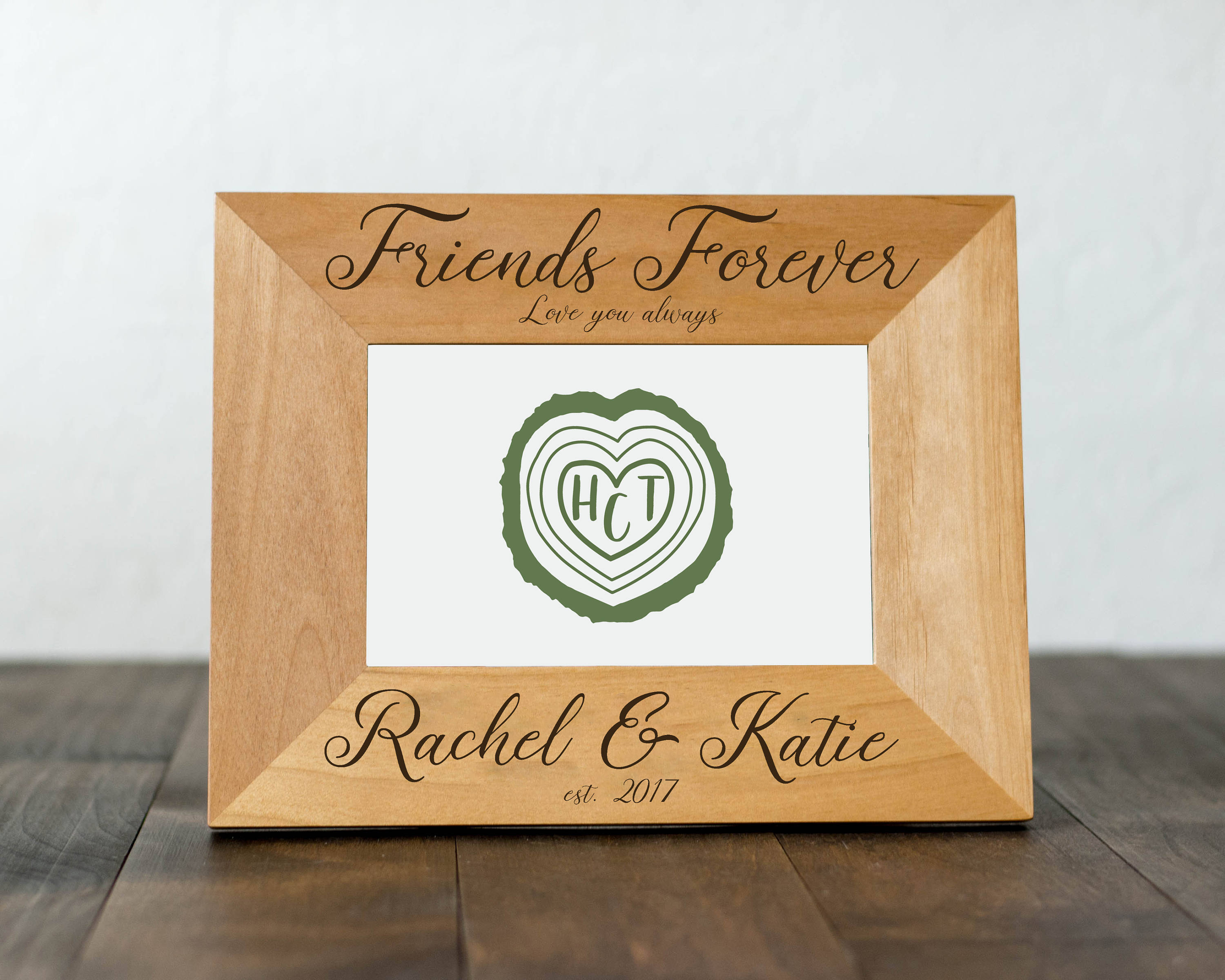 Gift For Friends Friends Forever Picture Frame Best Friend
