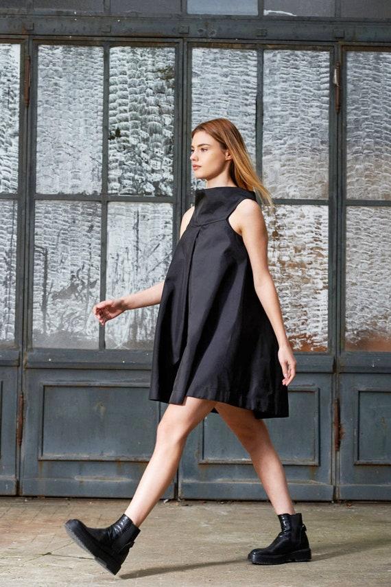 Black Lolita Dress Dress For Women Party Swing Dress Plus | Etsy