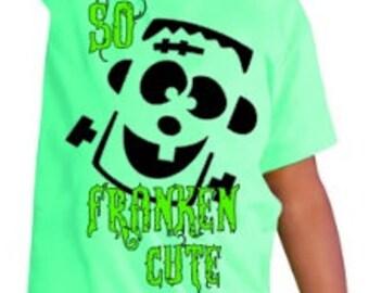 Kids Halloween shirts