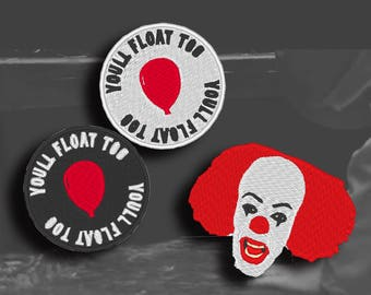IT Patches - Pennywise