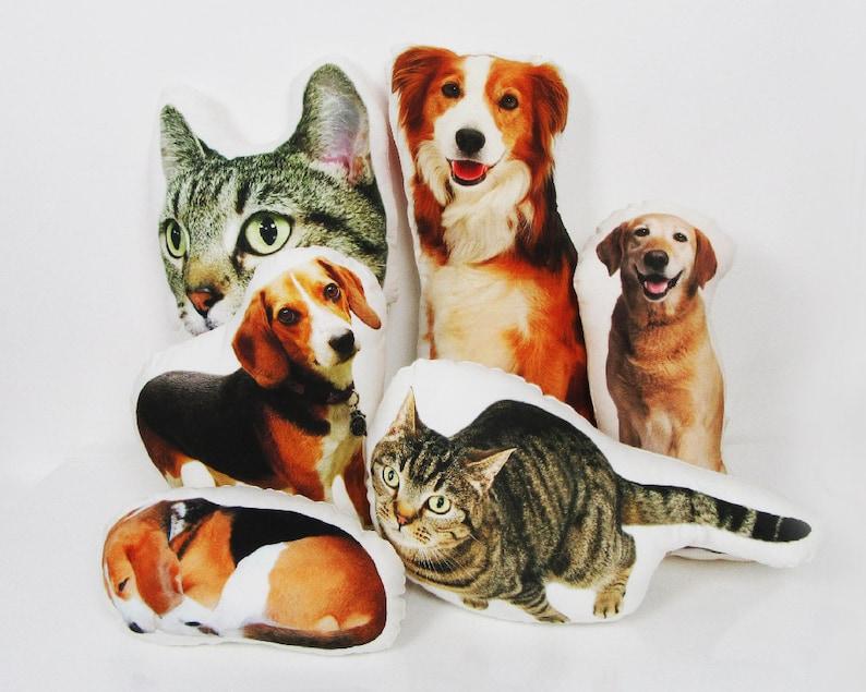 18c5d0b59e04d Custom pet pillow -Turn your pet into a pillow! Custom pet photo pillow -  Personalized pet pillow - Custom dog pillow -Custom cat pillow