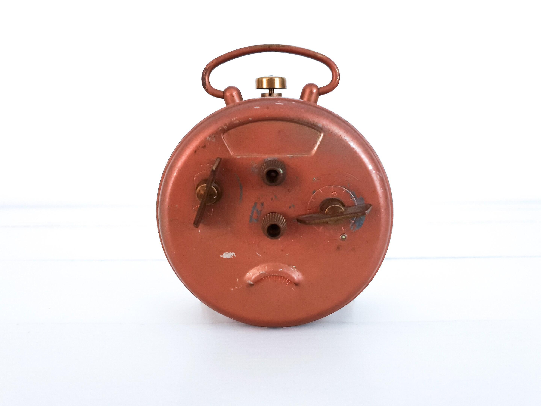 Vintage Kienzle alarm clock • old alarm clocks • German ...