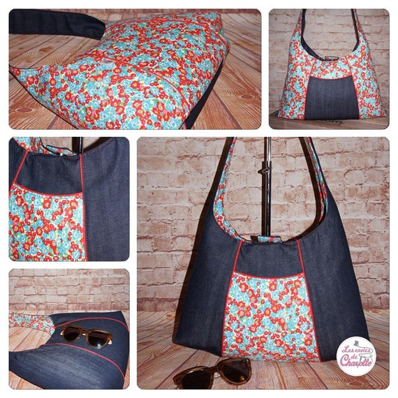 c700760d70e7 Livia Reversible Bag PDF Sewing Pattern - RLR Creations