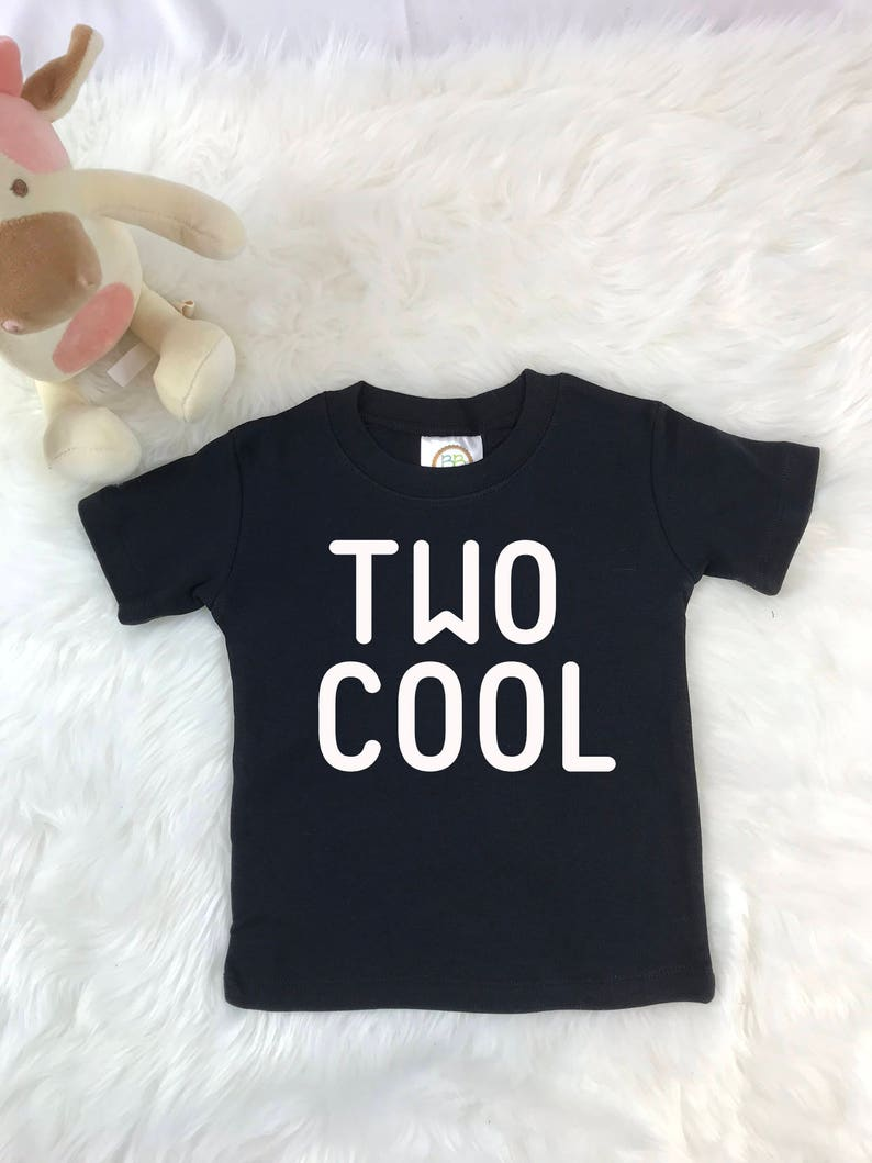 2nd Birthday Outfit Shirt Baby Boy Gift