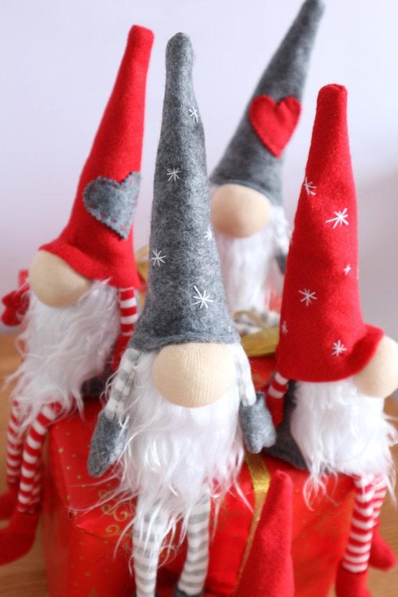 Christmas Gnome Decor.Christmas Gnome Decoration Gnome Ornament Nordic Gnome Scandinavian Gnome New Year Ornaments Christmas Home Decor Christmas Gnome